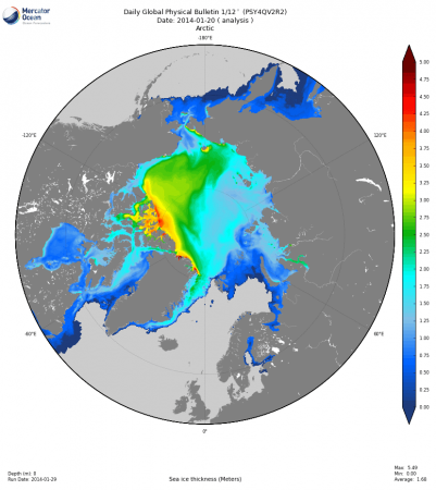 Artico_psy4qv2r2_20140120_arc_sea_ice_thickness_0m-401x450