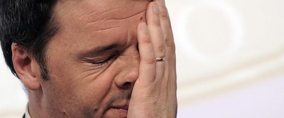Renzi attacca, via i ladri dalle istituzioni