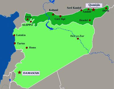 Curdi-Siria