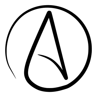 336px-Atheismsymbol_endorsed_by_AAI.svg