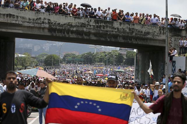 venezuela-proteste-ansa-ap