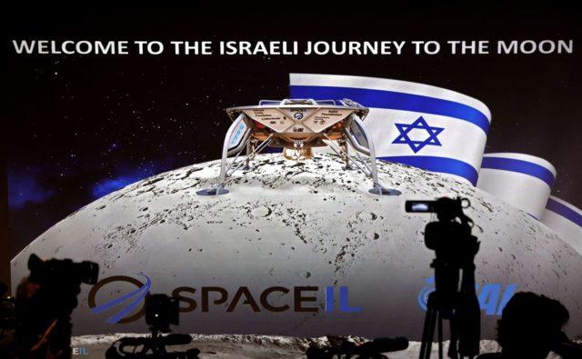 Anche Israele pronta a conquistare la Luna