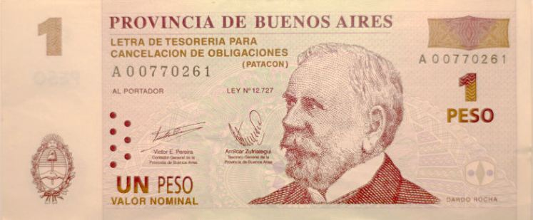 Patacon_Argentina_Bono_1Peso