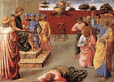 400px-Fall_of_Simon_Magus,_Benozzo_Gozzoli_(1461-1462)